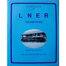 Yeadon's Register of LNER Locomotives Vol. 42A (Yeadon)
