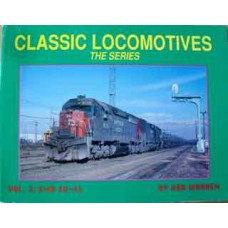 Classic Locomotives The Series Vol.2: EMD SD-45 (Warren)