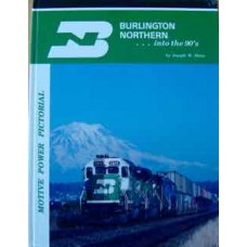Burlington Northern...Into the 90s (Shine)