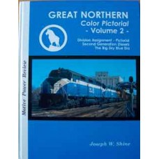 Great Northern Color Pictorial Volume 2 (Shine)