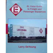 EL Color Guide to Freight and Passenger Equipment (DeYoung)