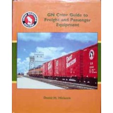 GN Color Guide to Freight and Passenger Equipment (Hickcox)