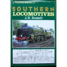 A Pictorial Record of Southern Locomotives (Russell)