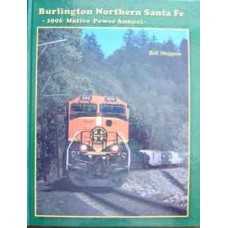 Burlington Northern Santa Fe 1996 Motive Power Annual (Shippen)