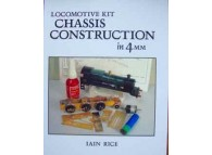 Locomotive Kit Chassis Construction in 4mm (Rice)