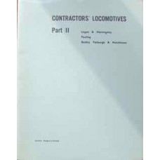 Contractors Locomotives Parts 1,2,3,5,6 (Cole)
