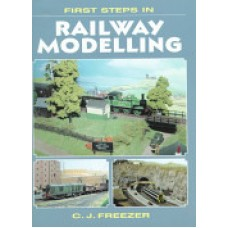 First Steps in Railway Modelling (Freezer)