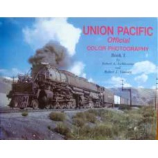 Union Pacific Official Color Photography Book 1 (LeMassena)