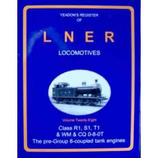 Yeadon's Register of LNER Locomotives Vol. 28 (Yeadon)