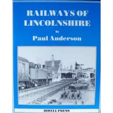 Railways of Lincolnshire (Anderson)