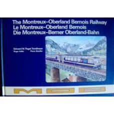 The Montreux-Oberland Bernois Railway (Tomlinson)
