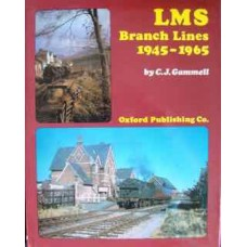 LMS Branch Lines 1945-1965 (Gammell)