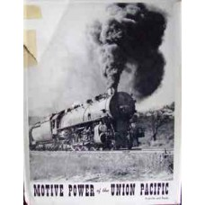 Motive Power of the Union Pacific (Kratville)