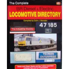 The Complete BR Diesel & Electric Locomotive Directory (Marsden)