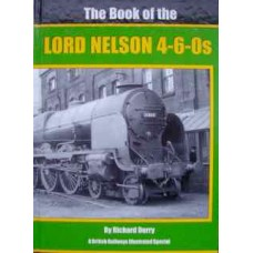 The Book of the Lord Nelson 4-6-0s (Derry)