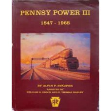Pennsy Power 3 1847-1968 (Staufer)