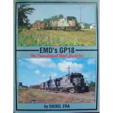 EMD's GP18. The Transitional Road Switchers (Diesel Era)