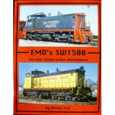 EMD's SW1500. Second Generation Workhorse (Diesel Era)