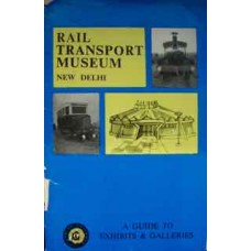 Rail Transport Museum New Delhi 1977