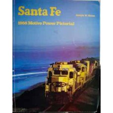 Santa Fe 1988 Motive Power Pictorial (Shine)