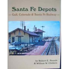Santa Fe Depots-Gulf, Colorado & Santa Fe Railway (Pounds)