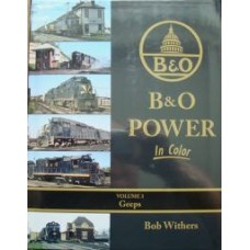 B&O Power In Color Volume 3 Geeps (Withers) VG