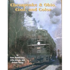 Chesapeake & Ohio, Coal, and Color (Huddleston)