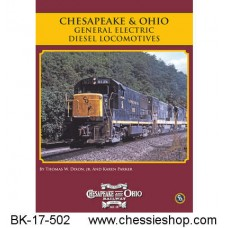 Chesapeake & Ohio General Electric Diesel Locomotives (Parker) (HS18)