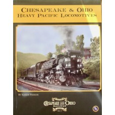 Chesapeake & Ohio Heavy Pacific Locomotives (Parker) (HS5)