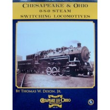Chesapeake & Ohio 0-8-0 Steam Switching Locomotives (Dixon) (HS21)