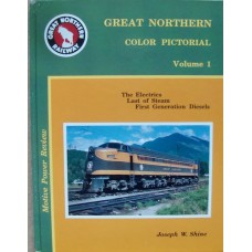 Great Northern Color Pictorial Volume 1 (Shine)