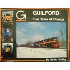Guilford. Five Years of Change (Hartley)