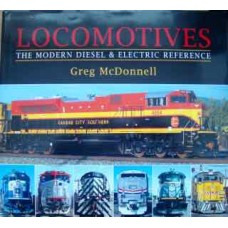 Locomotives. The Modern Diesel & Electric Reference (McDonnell)