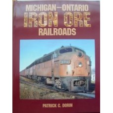 Michigan-Ontario Iron Ore Railroads (Dorin)