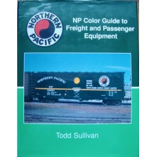NP Color Guide to Freight and Passenger Equipment (Sullivan)