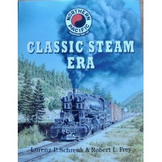 Northern Pacific Yellowstone Park Line Classic Steam Era (Schrenk)