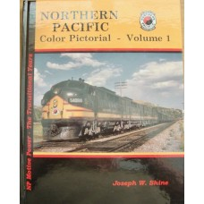 Northern Pacific Color Pictorial Volume 1 (Shine)