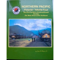 Northern Pacific Pictorial Volume Four (Strauss)