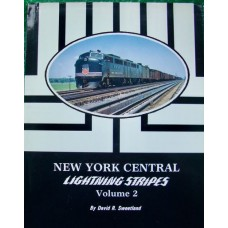 New York Central Lightning Stripes Volume 2 (Sweetland)