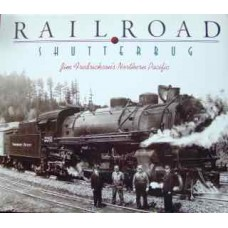 Railroad Shutterbug. Jim Frederickson's Northern Pacific sb
