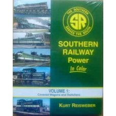 Southern Railway Power In Color Volume 1: Covered Wagons and Switchers (Reisweber)