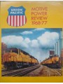 Union Pacific Motive Power Review 1968-77 (Wagner)