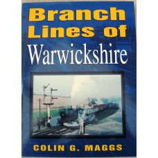 Branch Lines of Warwickshire (Maggs)