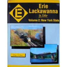 Erie Lackawanna in Color Volume 2: New York State (DeYoung)