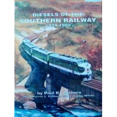 Diesels of the Southern Railway 1939-1982 (Withers)