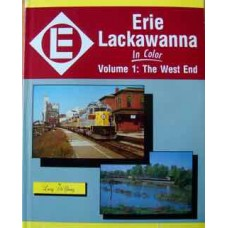 Erie Lackawanna in Color Volume 1 The West End (DeYoung)